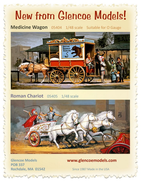 Medicine and Chariot